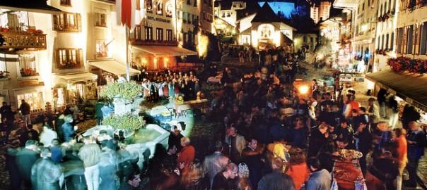 SWITZERLAND. WHERE THE WORLD MEETS.